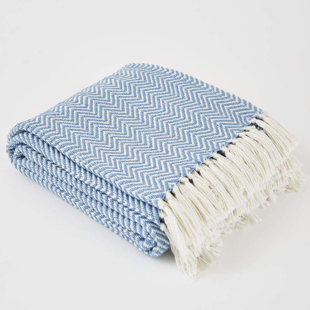 Weaver Green Throw/Blanket