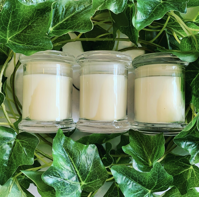 Apothecary Soy Wax Candle
