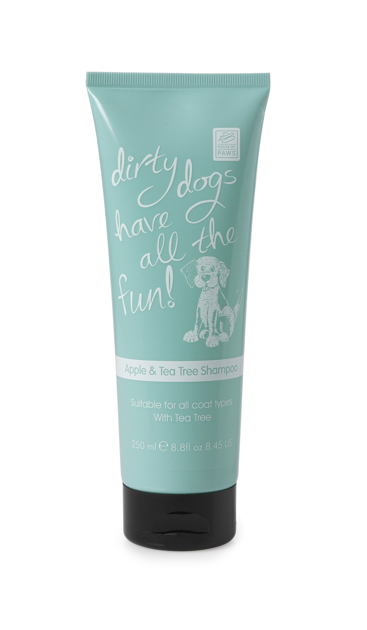 Apple & Tea Tree Dog Shampoo