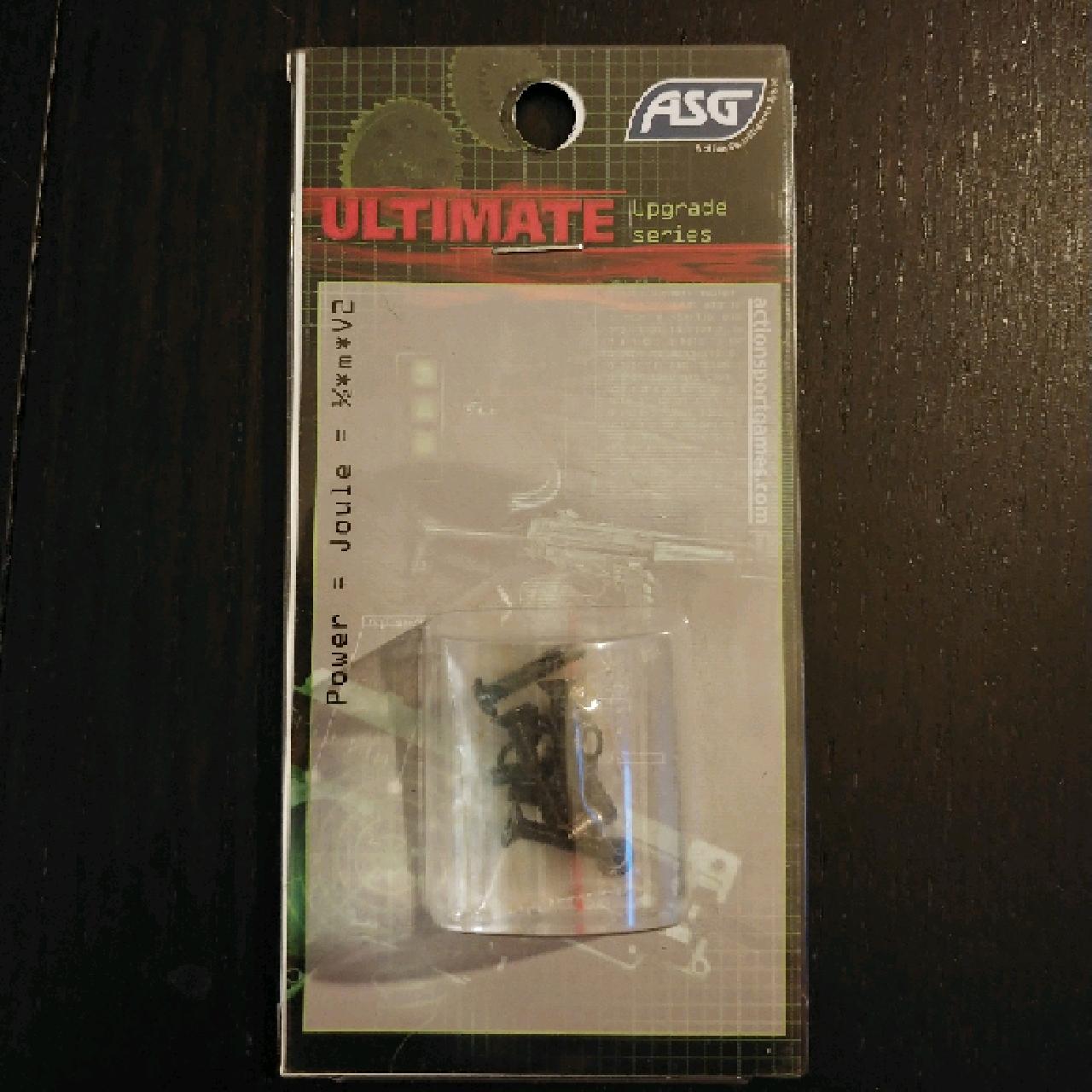 ASG skruvsett för gearbox V2