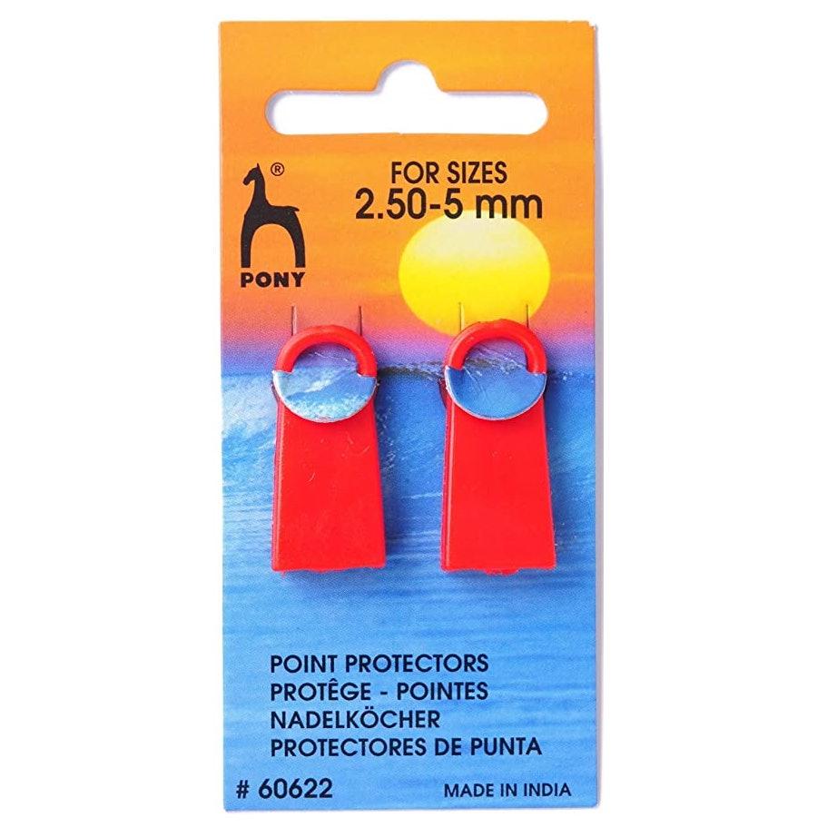 Pony Stickskydd 2,5-5 mm