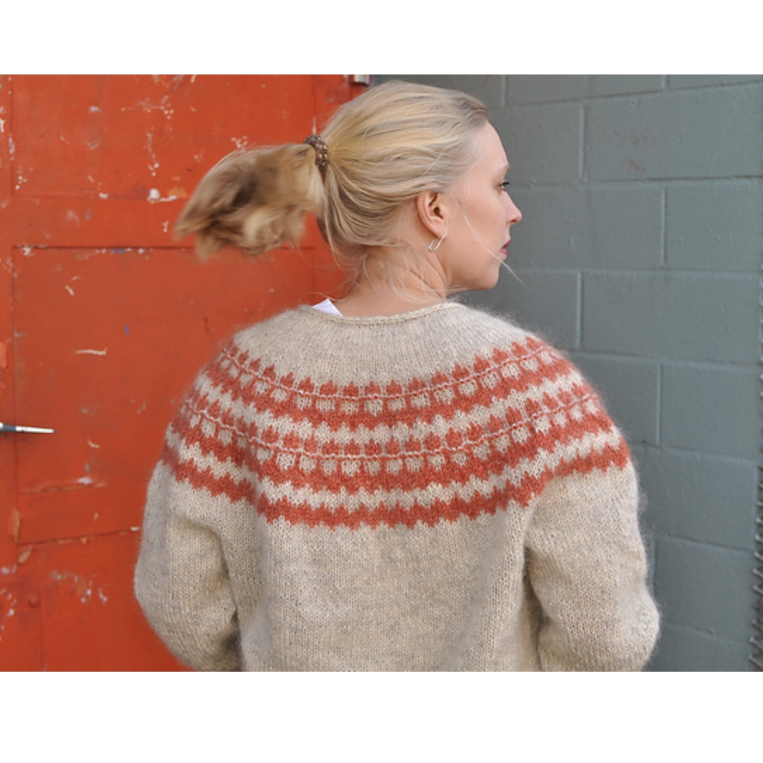 Marketta Cardigan by The Weststrand Sisters