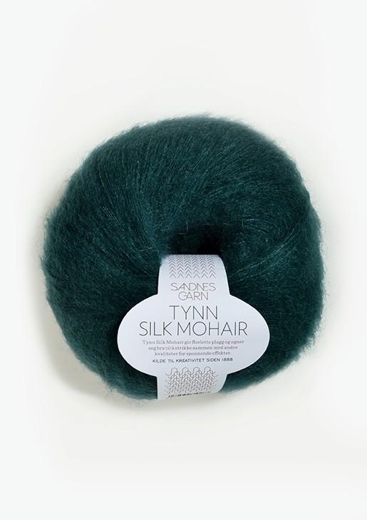 Tynn Silk Mohair, Sandnes Garn