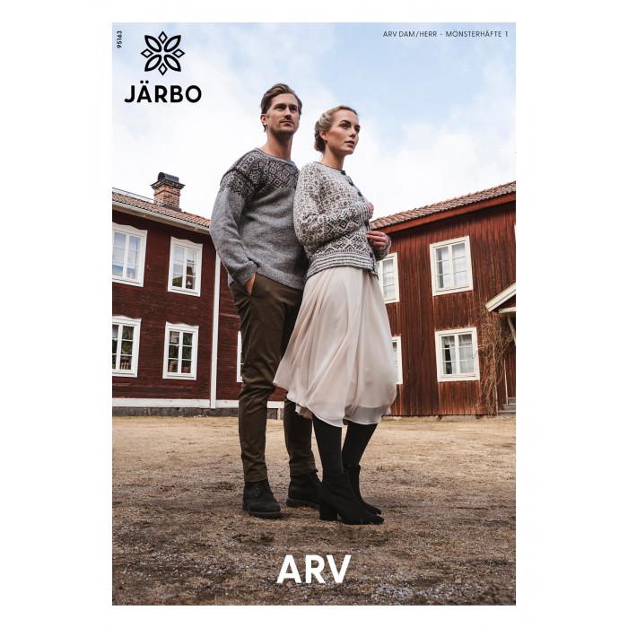 Järbo Arv Mönsterhäfte