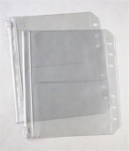 Plastfickor till KnitPro ringpärmar