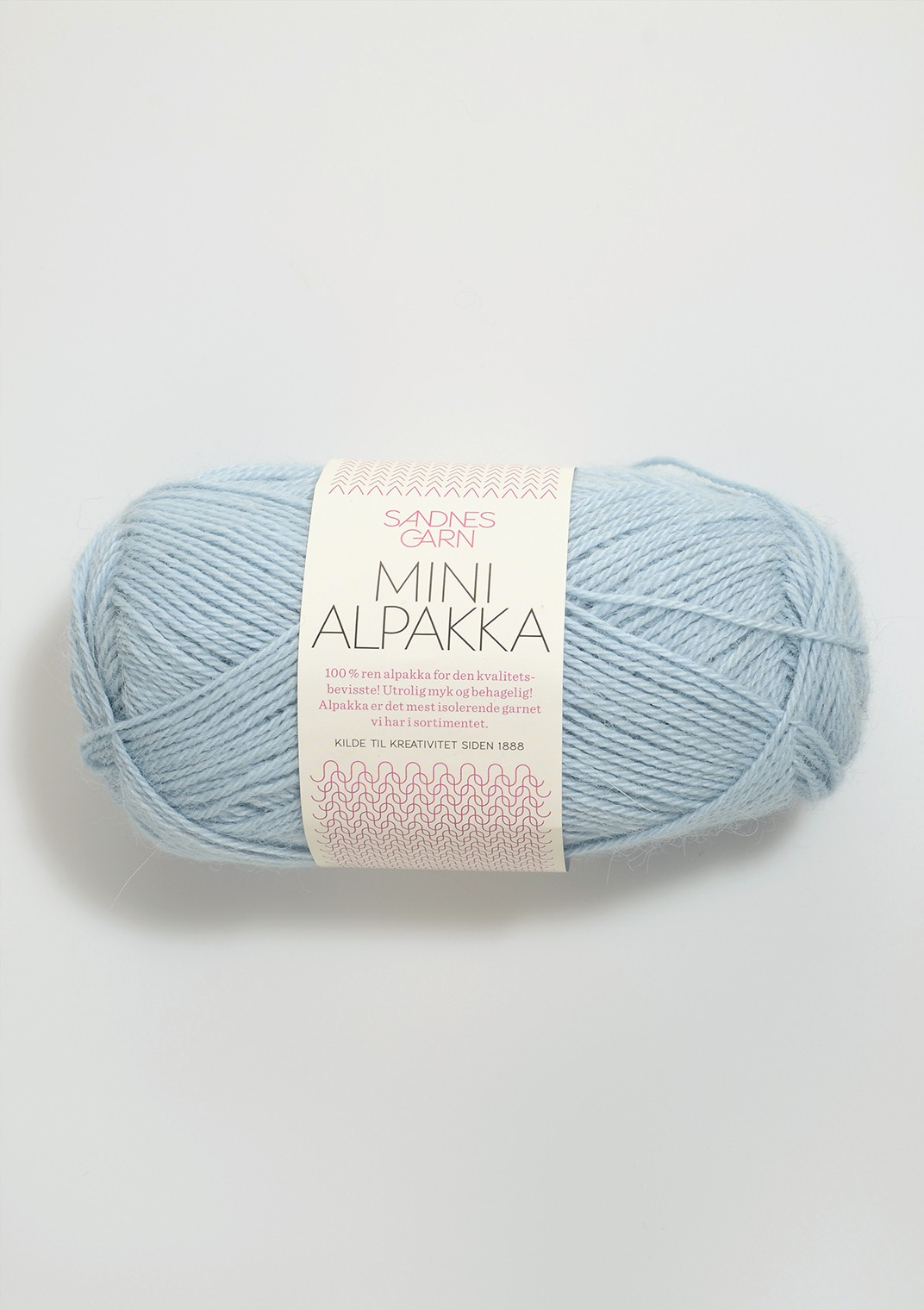 Mini Alpakka, Sandnes Garn