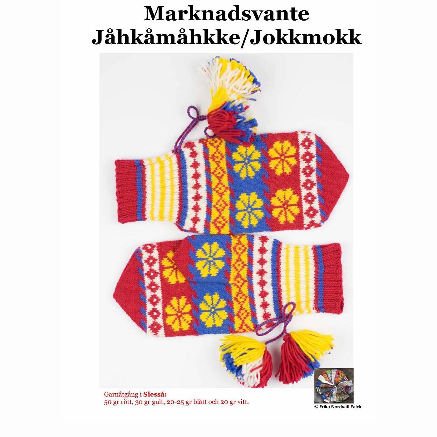 Marknadsvante Jåhkåmåhkke, Stoorstålka