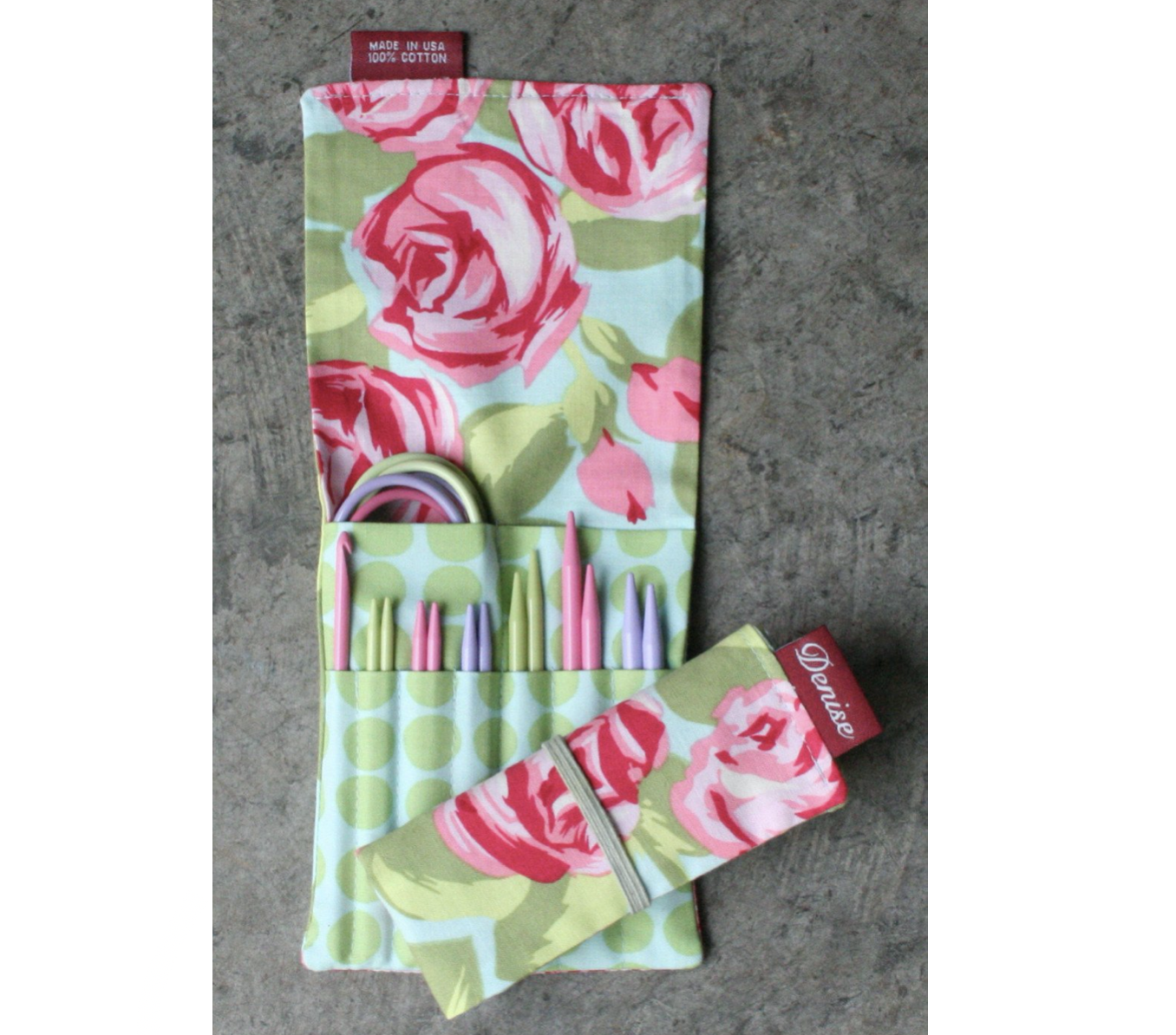 Denise2go Stickset (Roses & Dots), Denise