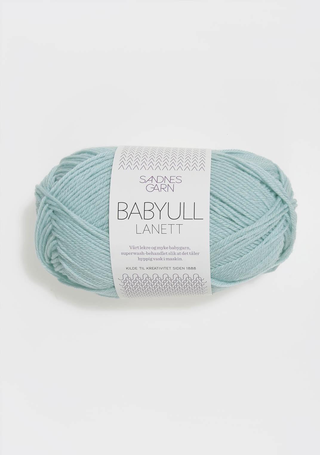 Babyull Lanett, Sandnes Garn
