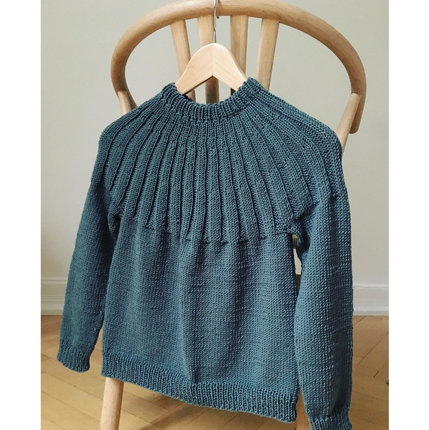 Haralds Sweater Junior, PetiteKnit