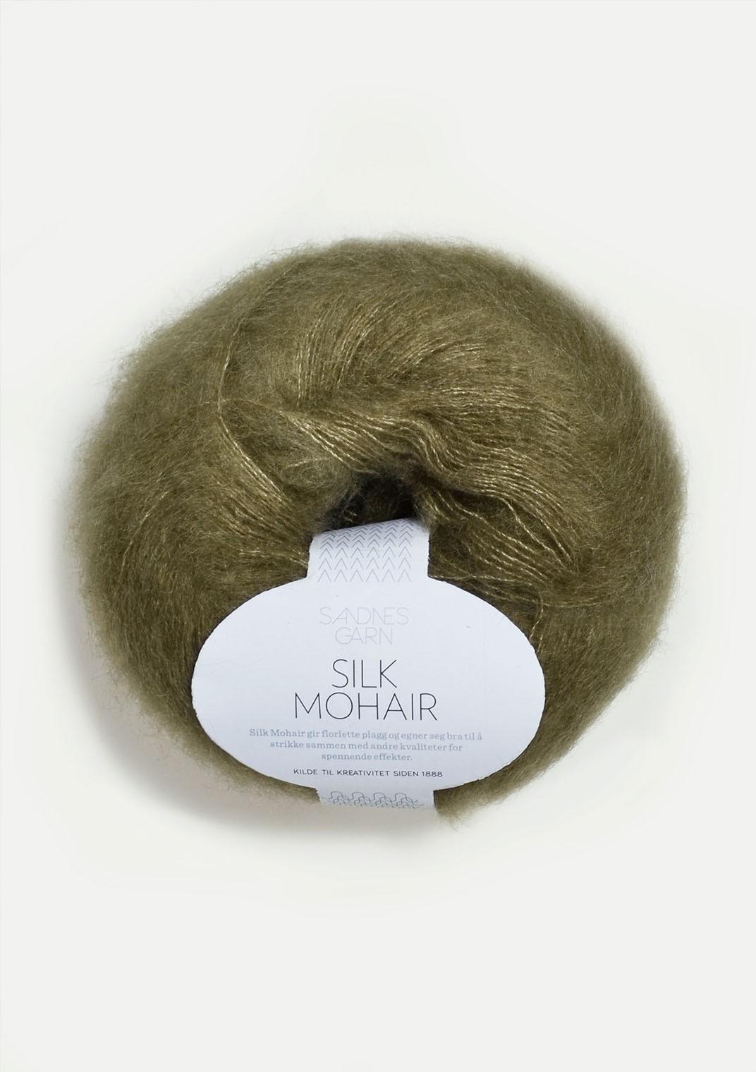 Silk Mohair, Sandnes Garn