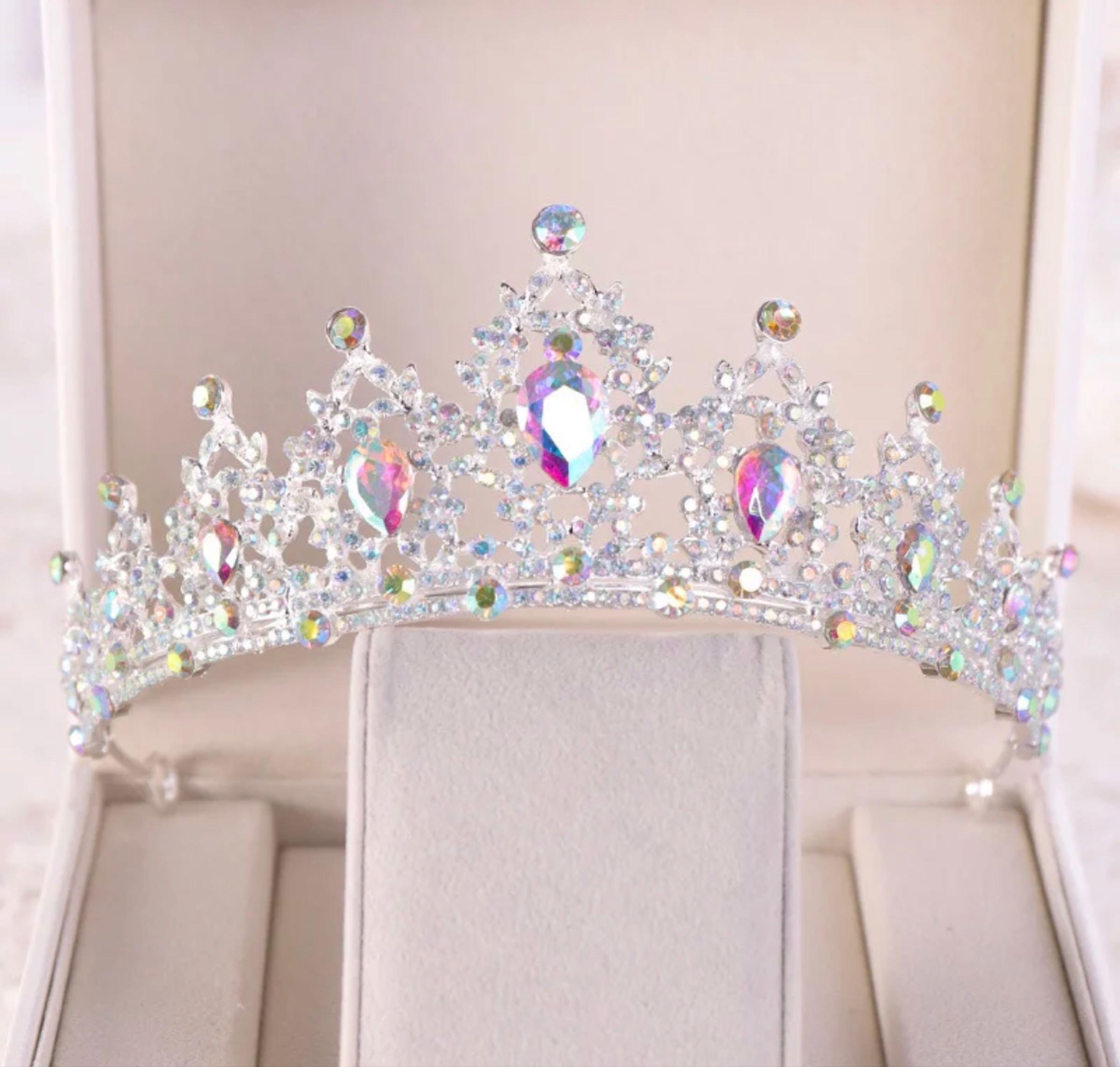 Tiara, prinsessa hopea