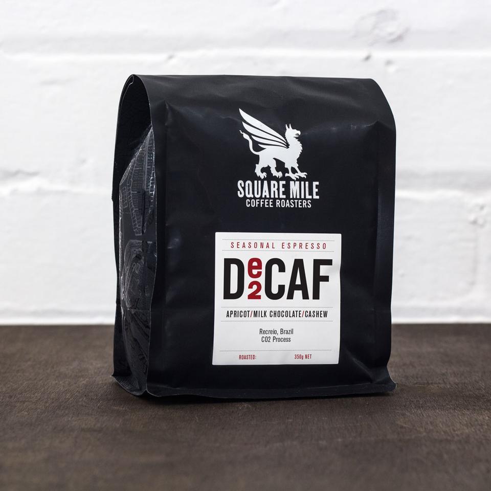 Decaf Espresso 350g