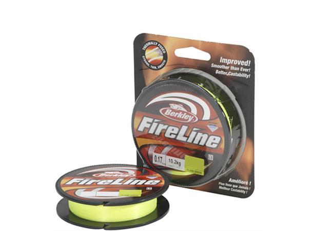 Fireline, Flame green