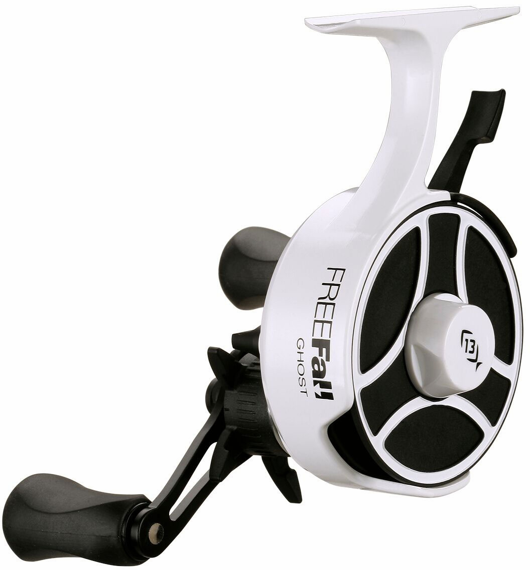 BB Ghost Ice Reel, Right Hand