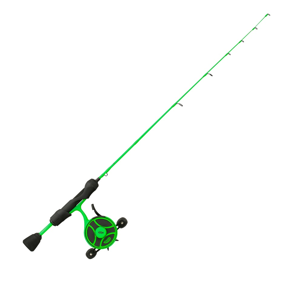 13 Fishing Radioactive Ice Combo