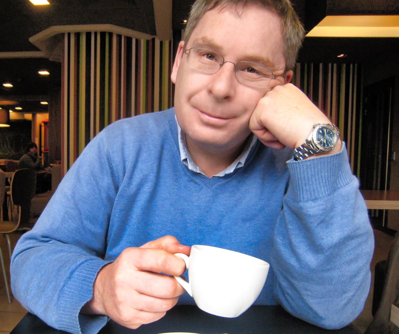 Damian Stoupe