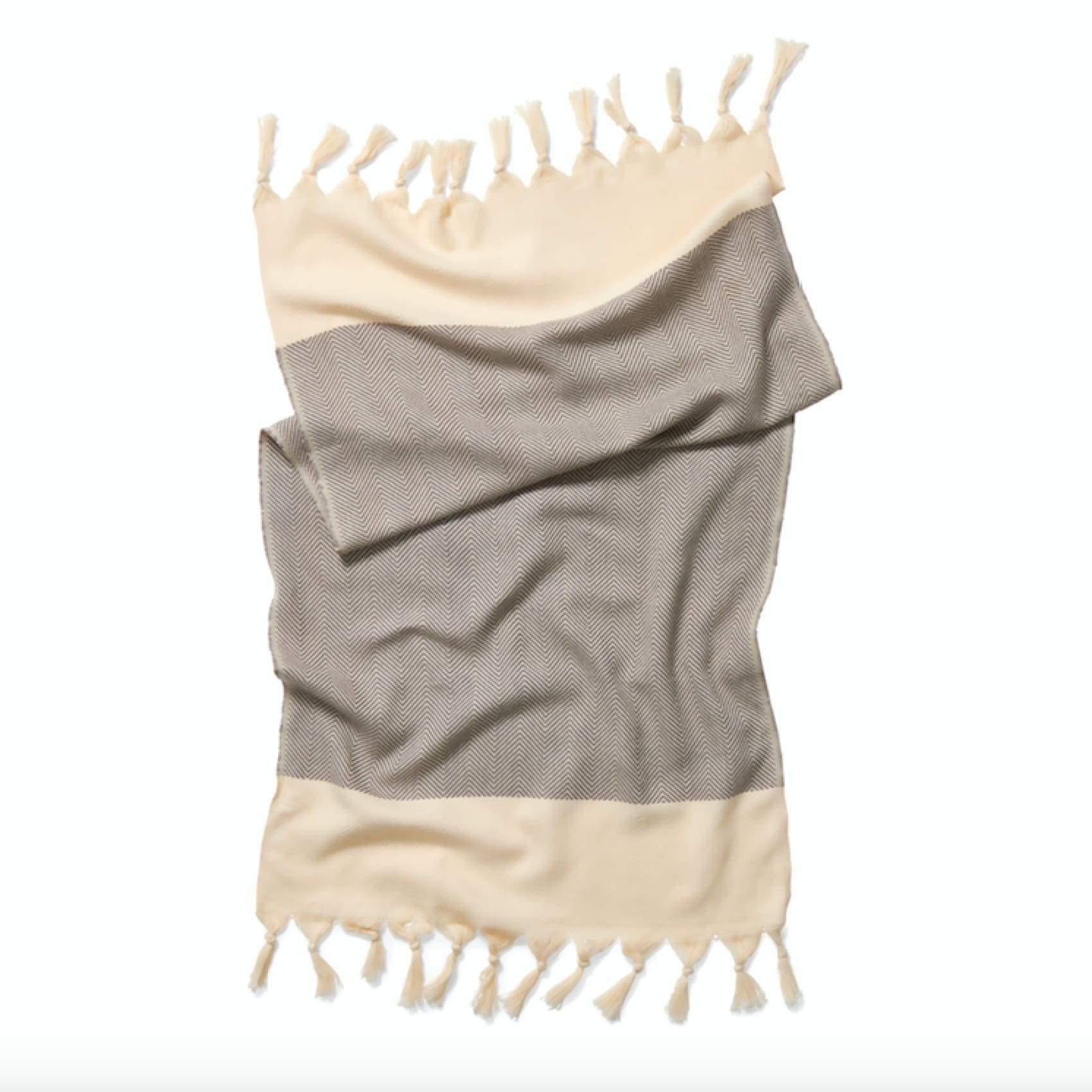 Hand Towel- Eren Grey