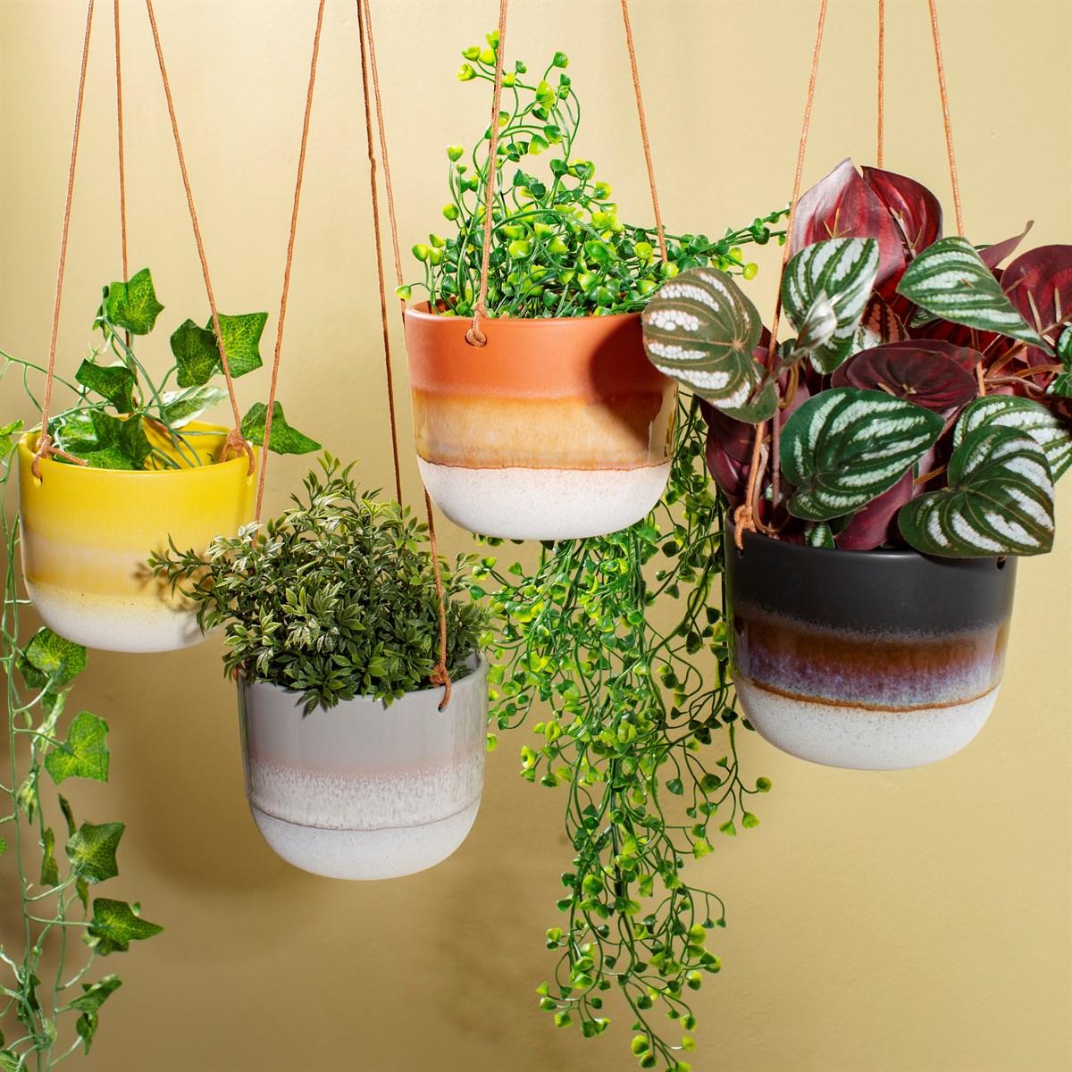 Hanging Planter - Terracotta