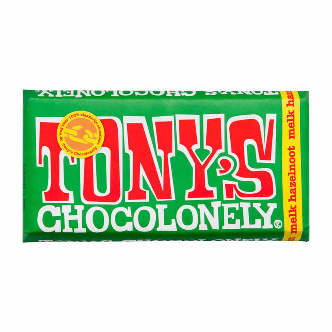 Tony's Milk Hazelnut