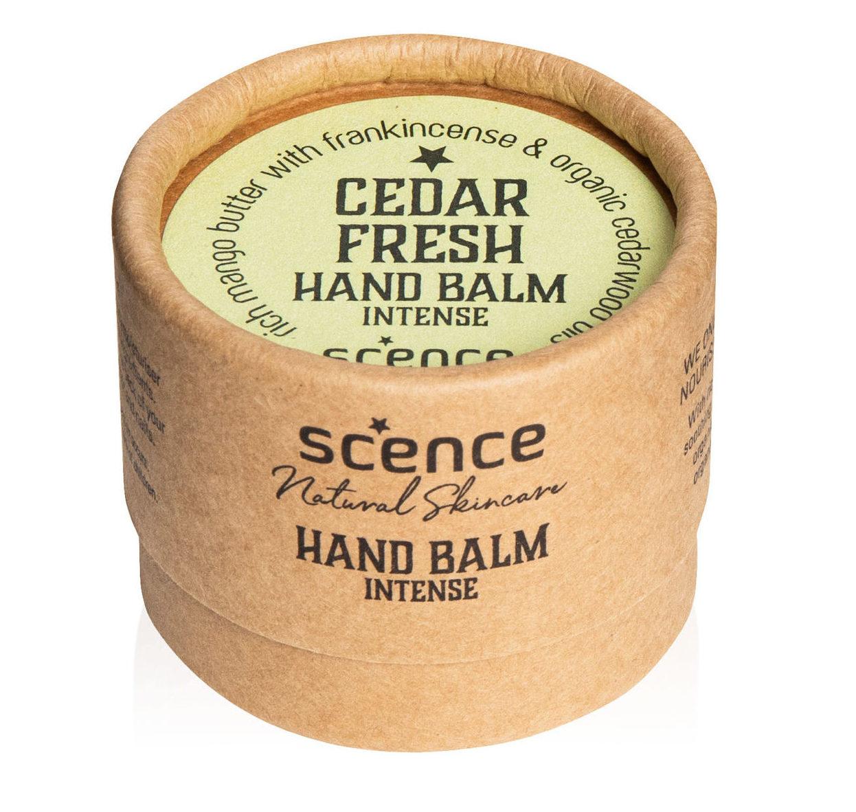 Hand Balm - Cedar Fresh