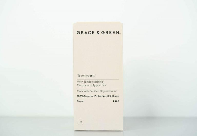 Grace & Green Super Tampons