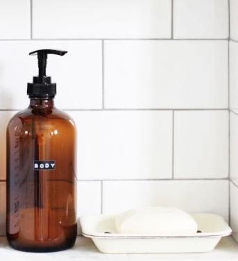 Patchouli & Sandalwood Body Wash