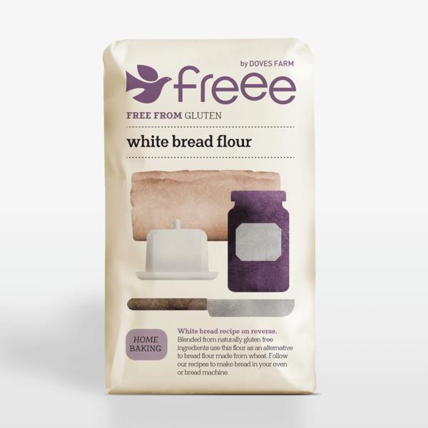 Gluten-Free White Bread Flour