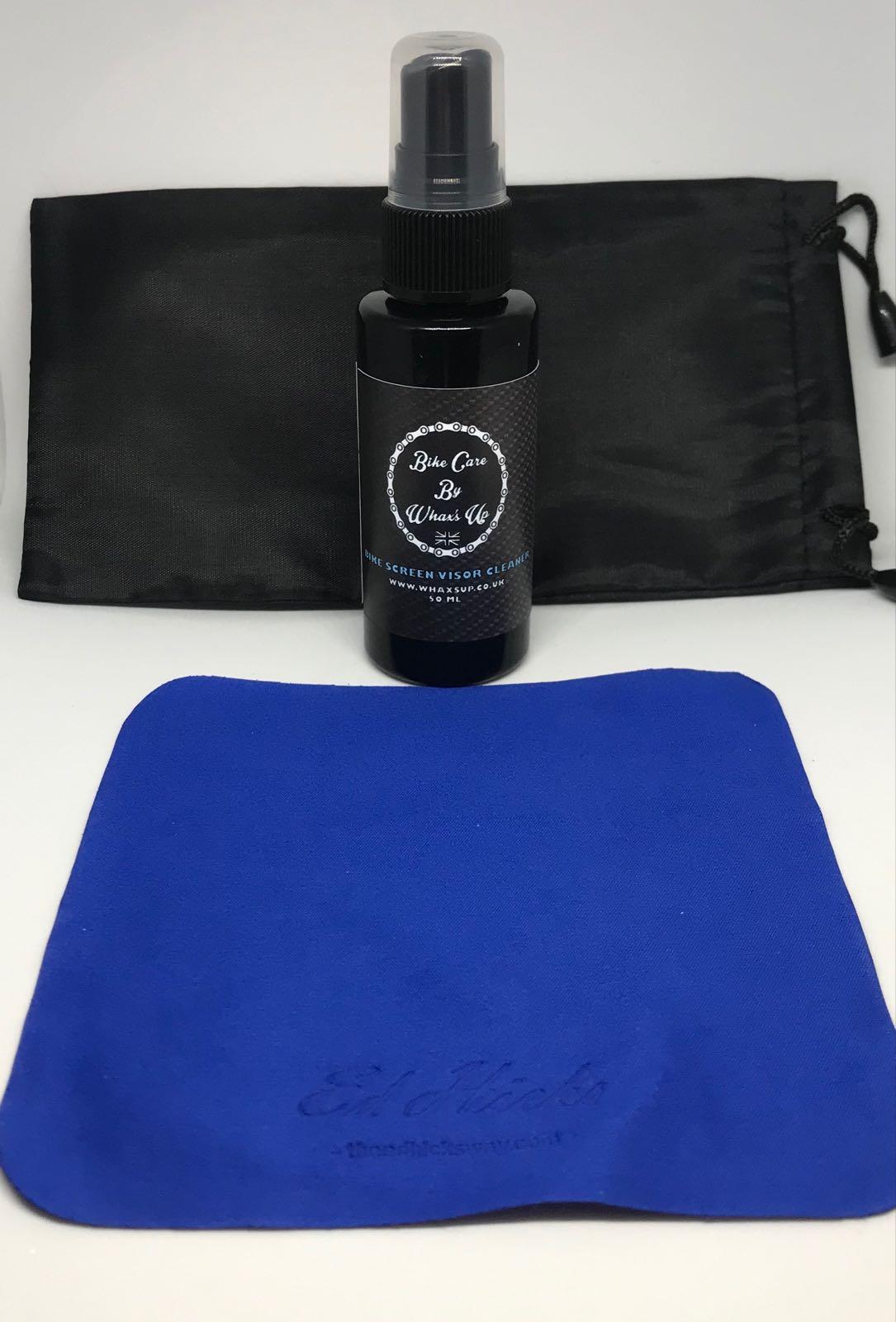 m. Screen/Visor Cleaner Mini Kit 50ml