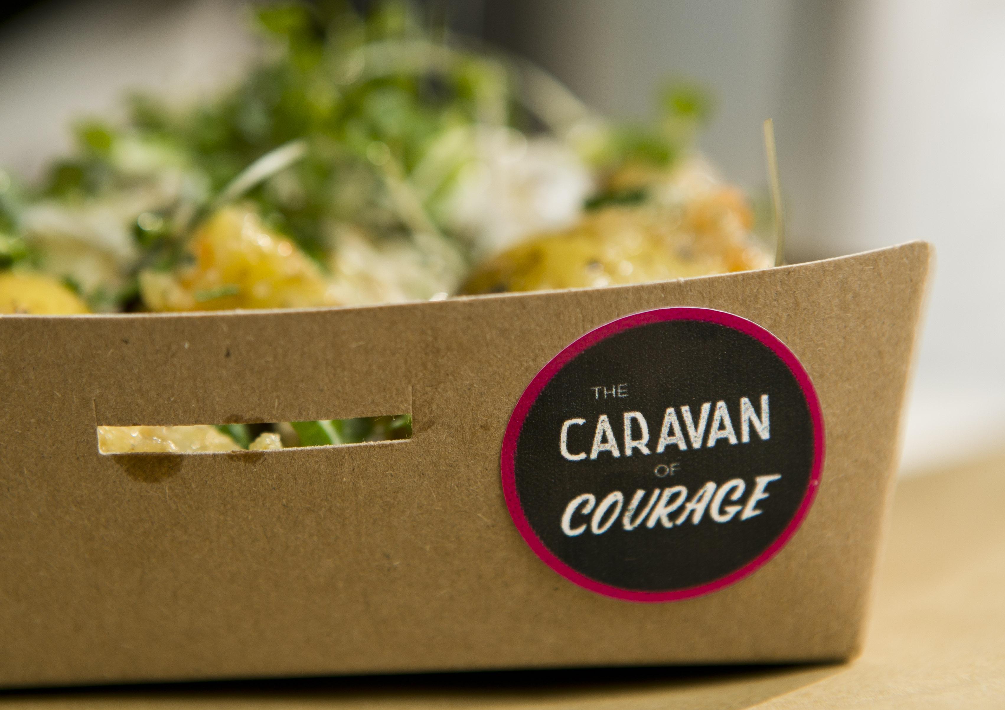 The Caravan of Courage