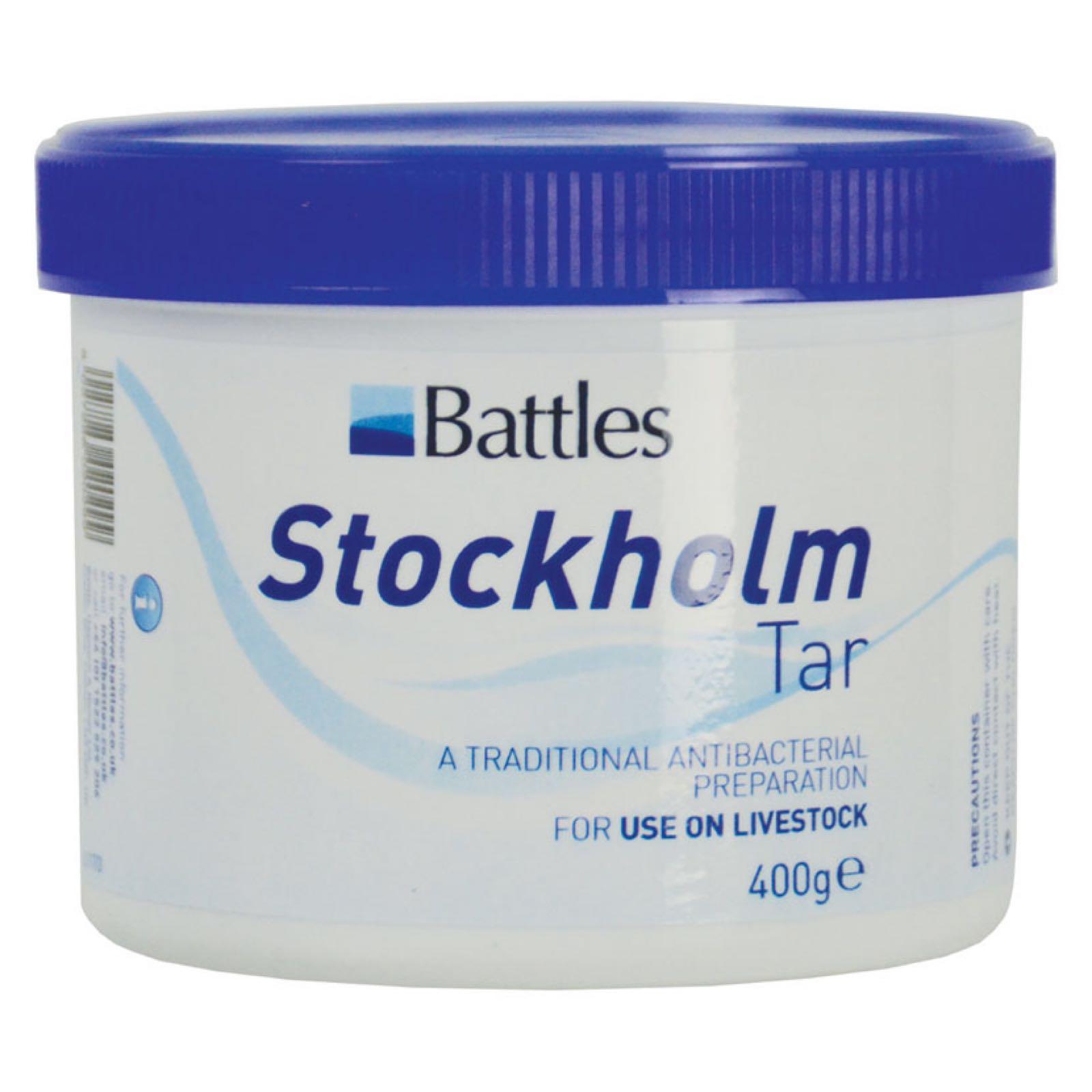 Battles Stockholm tar 400g