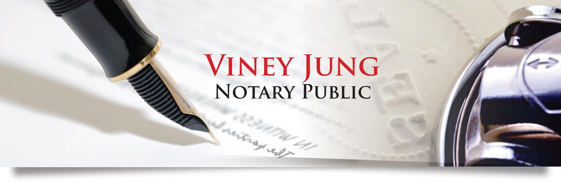 Viney Jung Notary Public