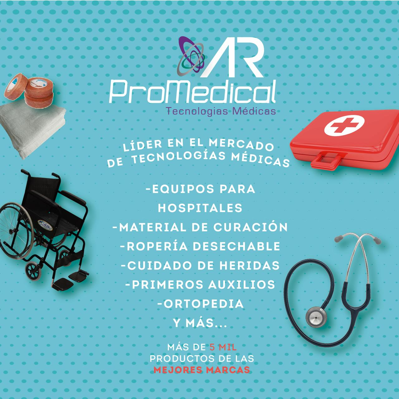 PRO-MEDICAL AR SA DE CV