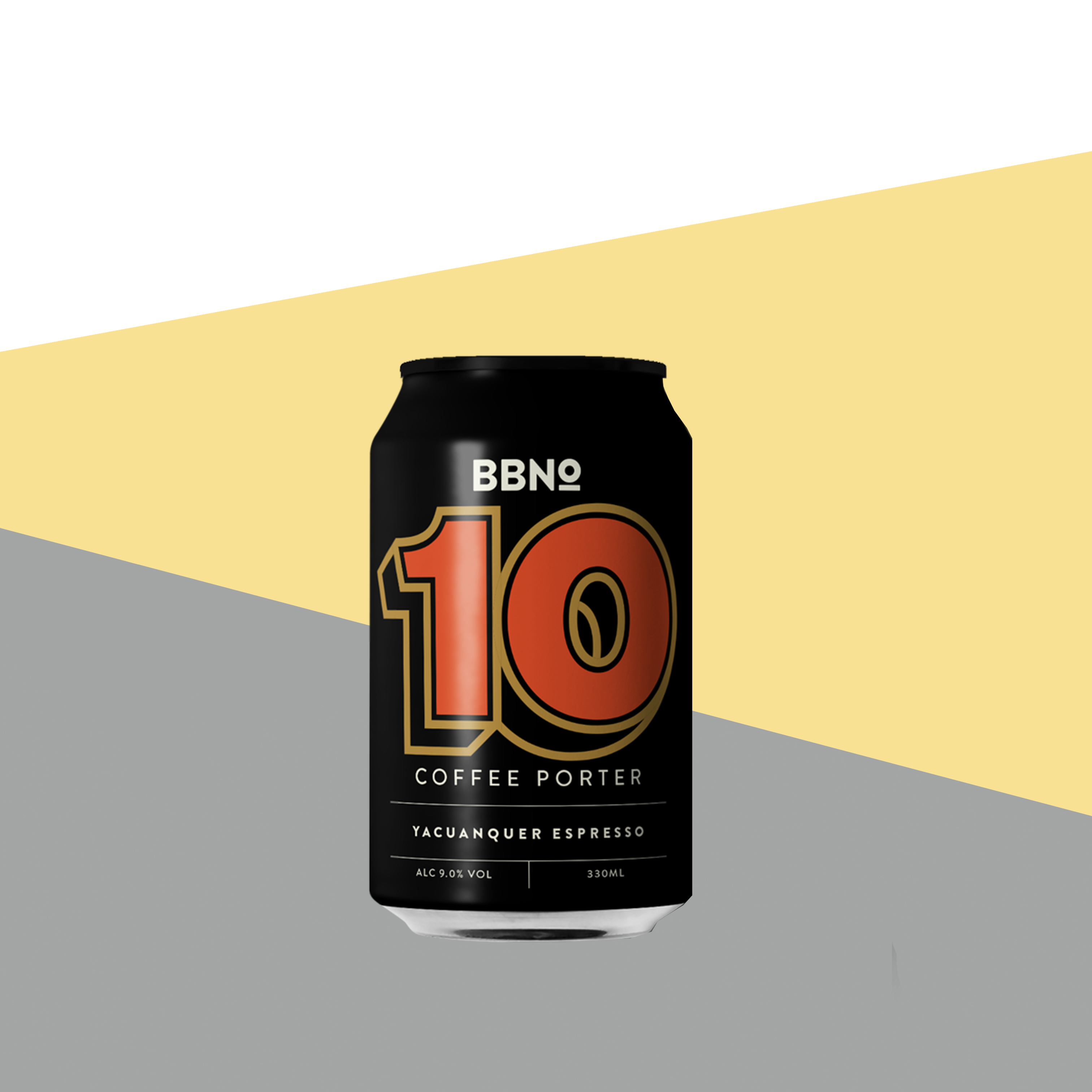 Brew by Numbers - 10 Coffee Porter Yacuanquer Espresso