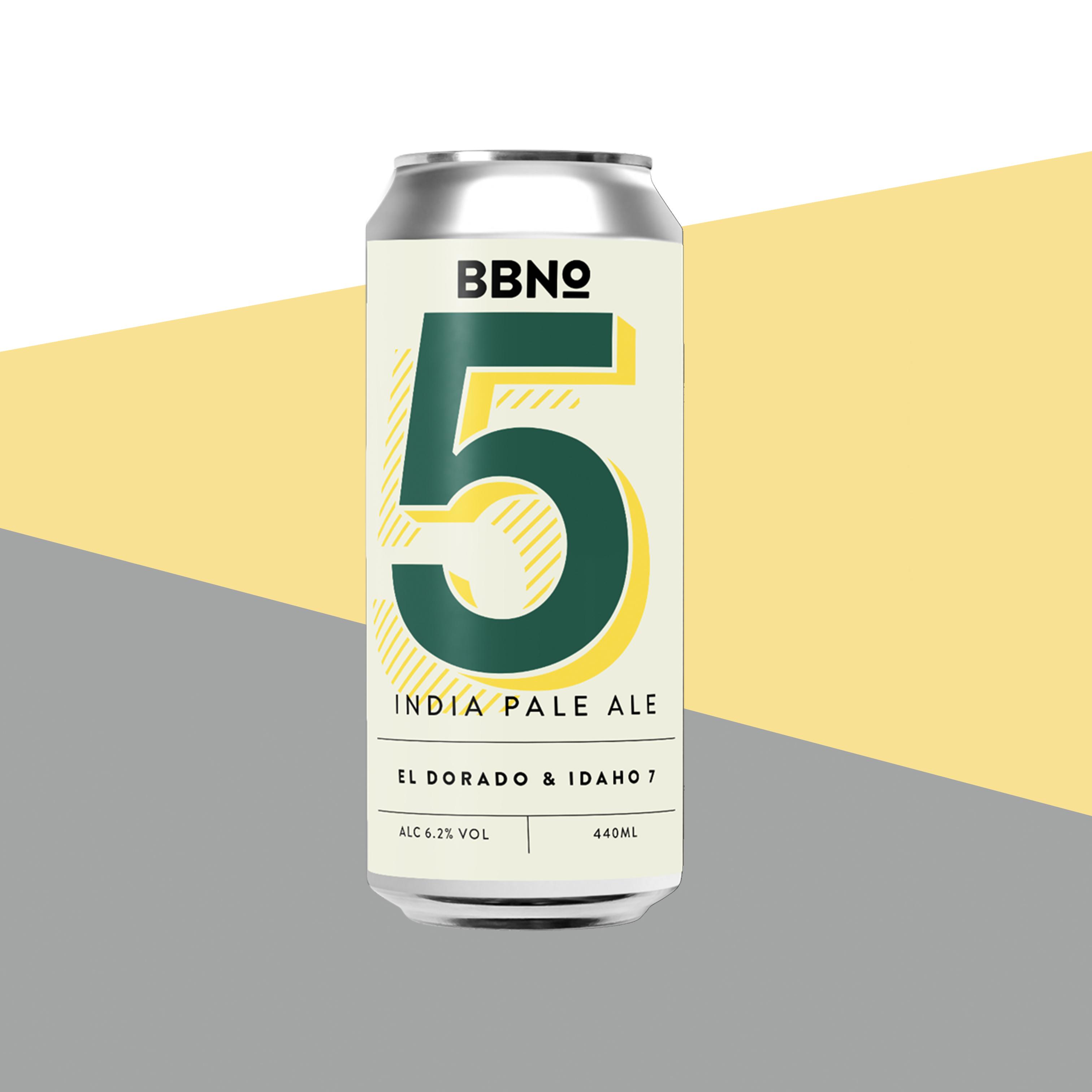 Brew by Numbers - 05 IPA El Dorado & Idaho