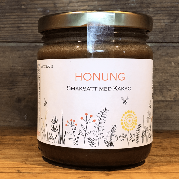 Honung med kakao