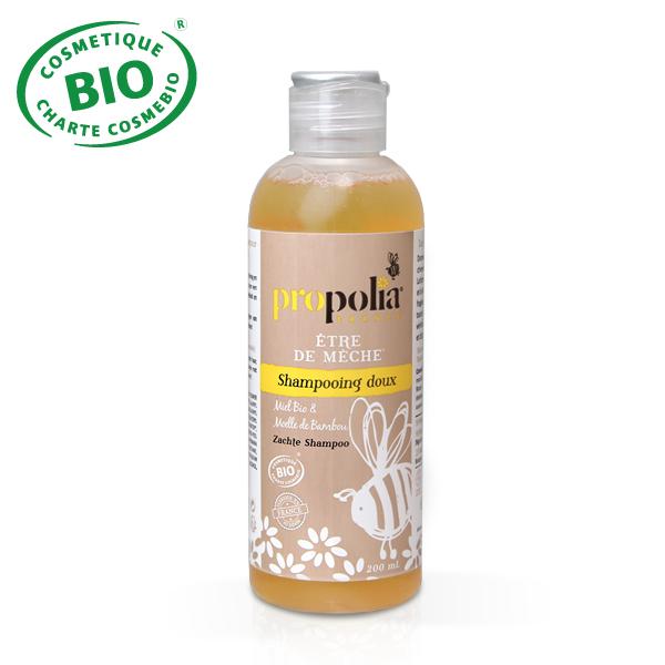 Skonsamt schampo med honung