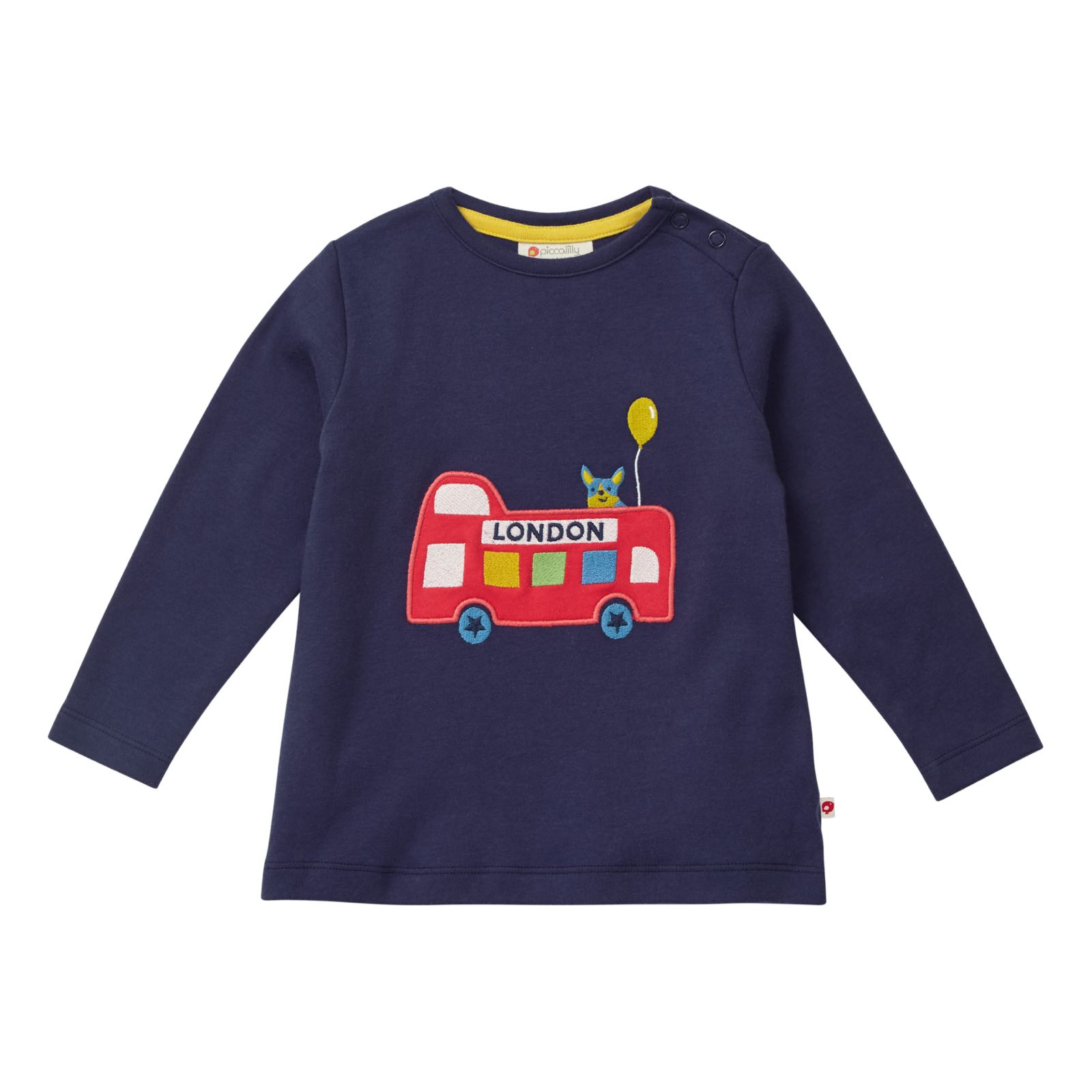 Piccalilly London Bus Top
