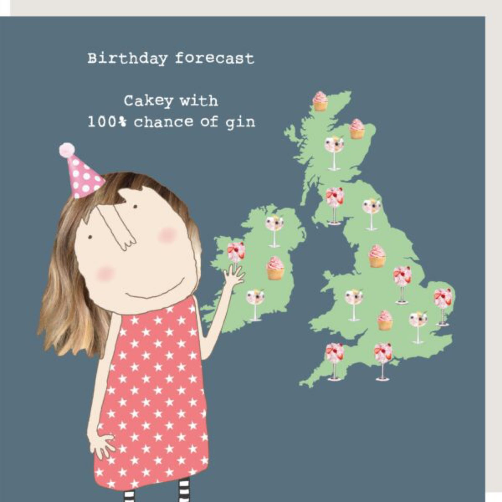Birthday Forecast (GF319)