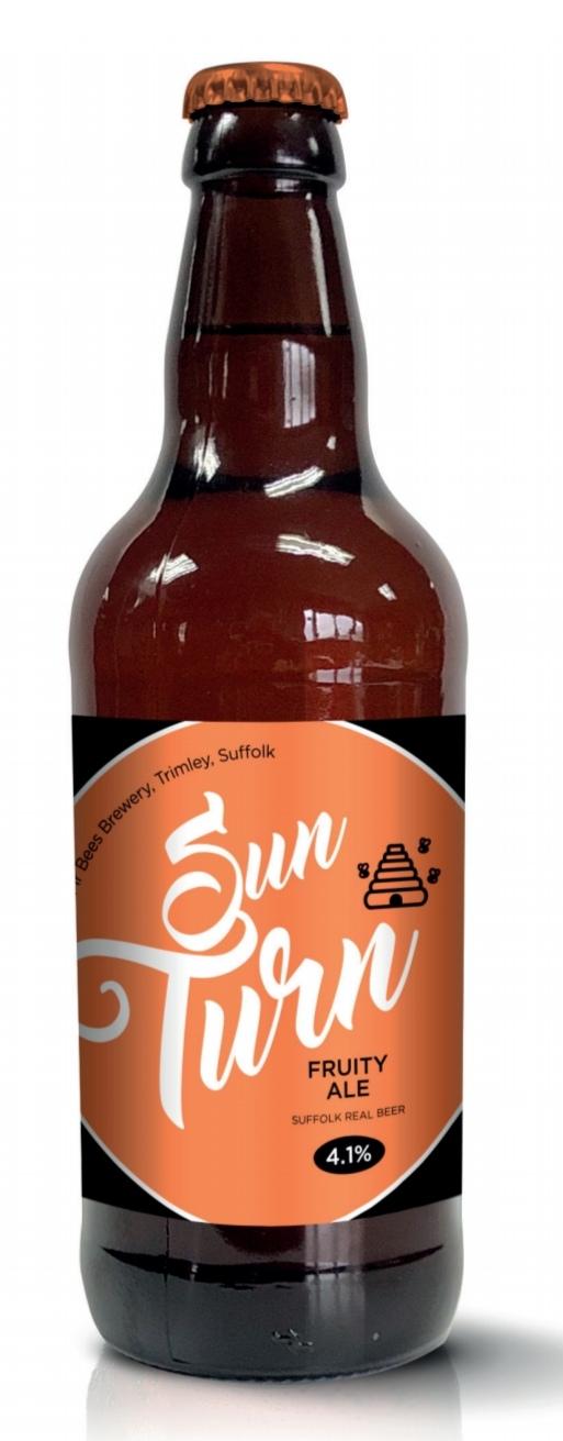 Sun Turn Fruity Ale 4.1% x 12 bottles