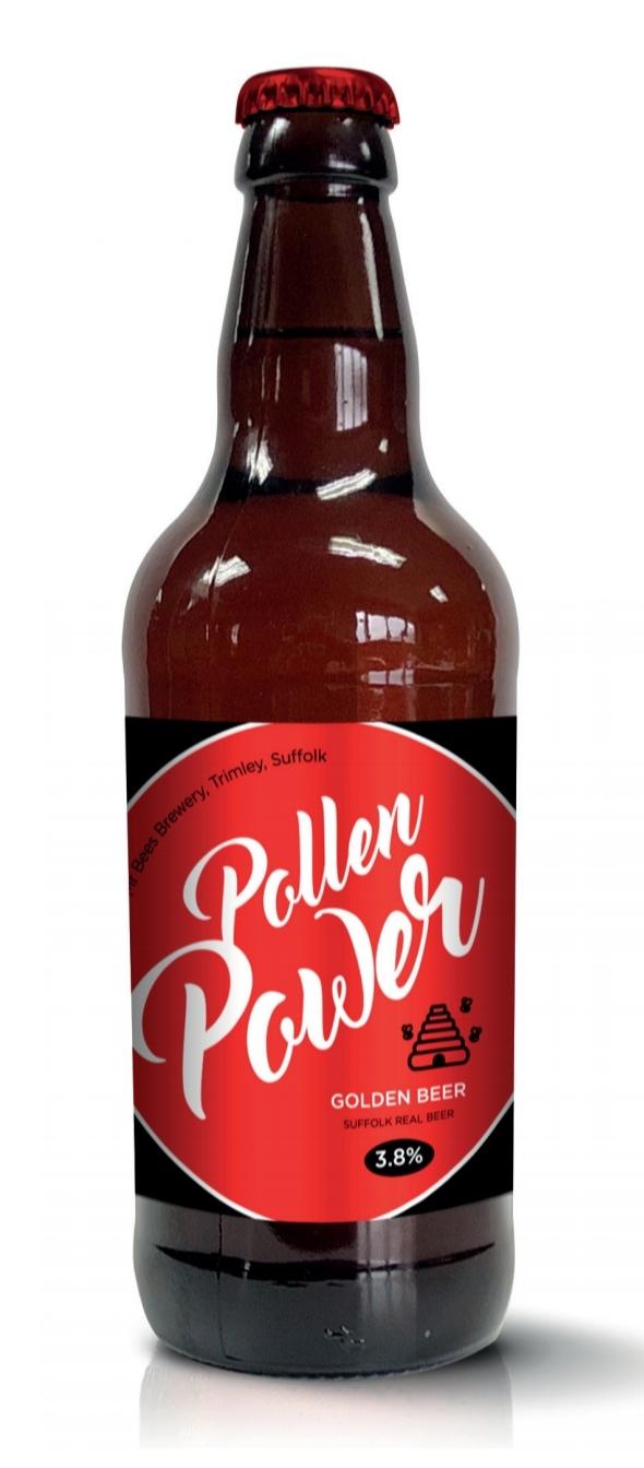 Pollen Power Golden Ale 3.8% x 12 bottles