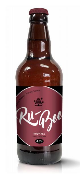 Ru-Bee 4.8% Ruby Ale x 12 bottles