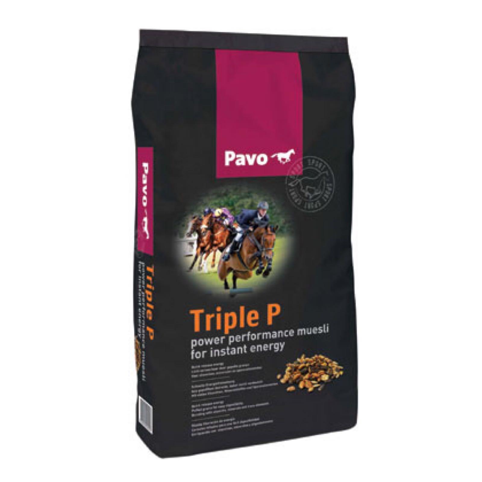 PAVO Triple P