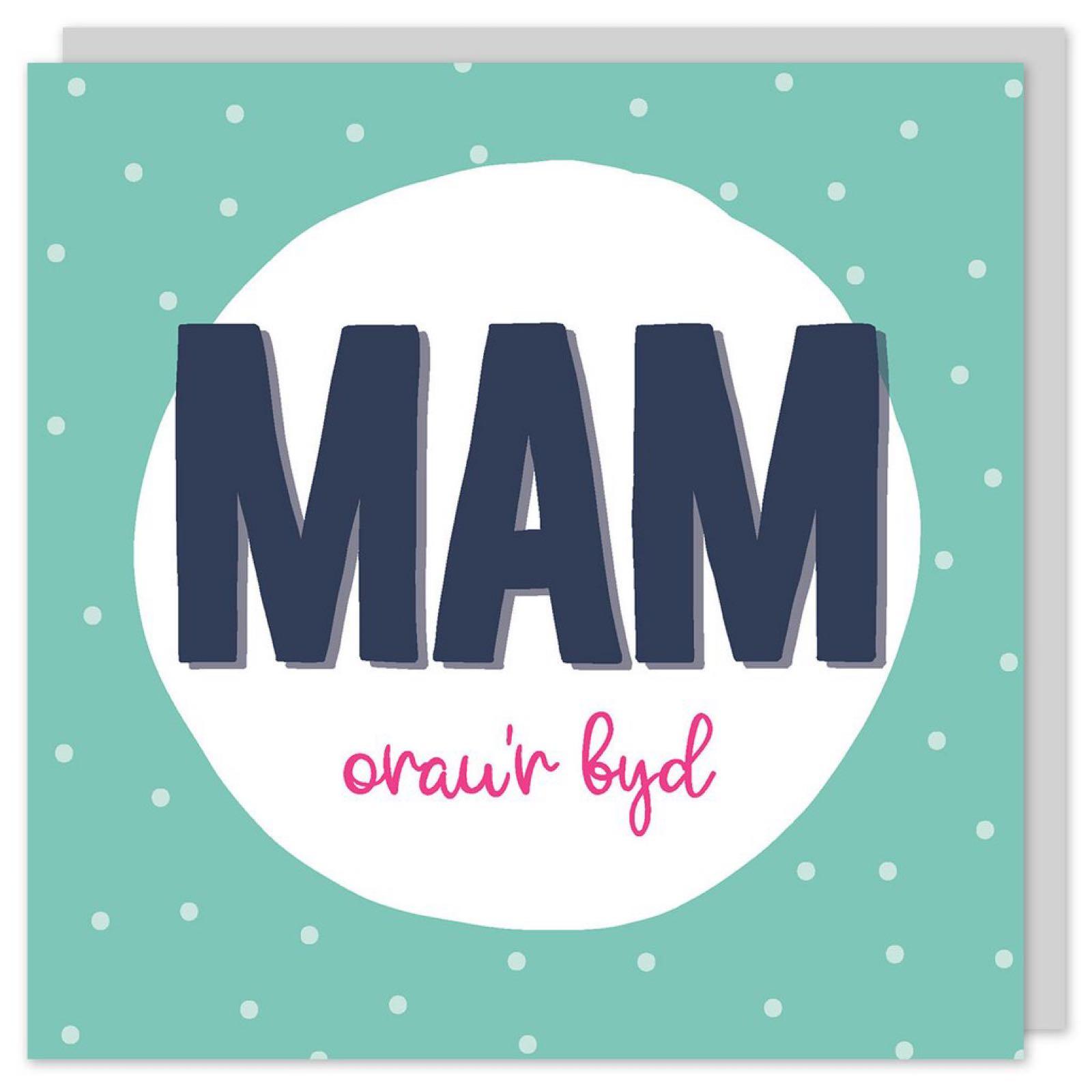 Mam Orau'r Byd (POP19)