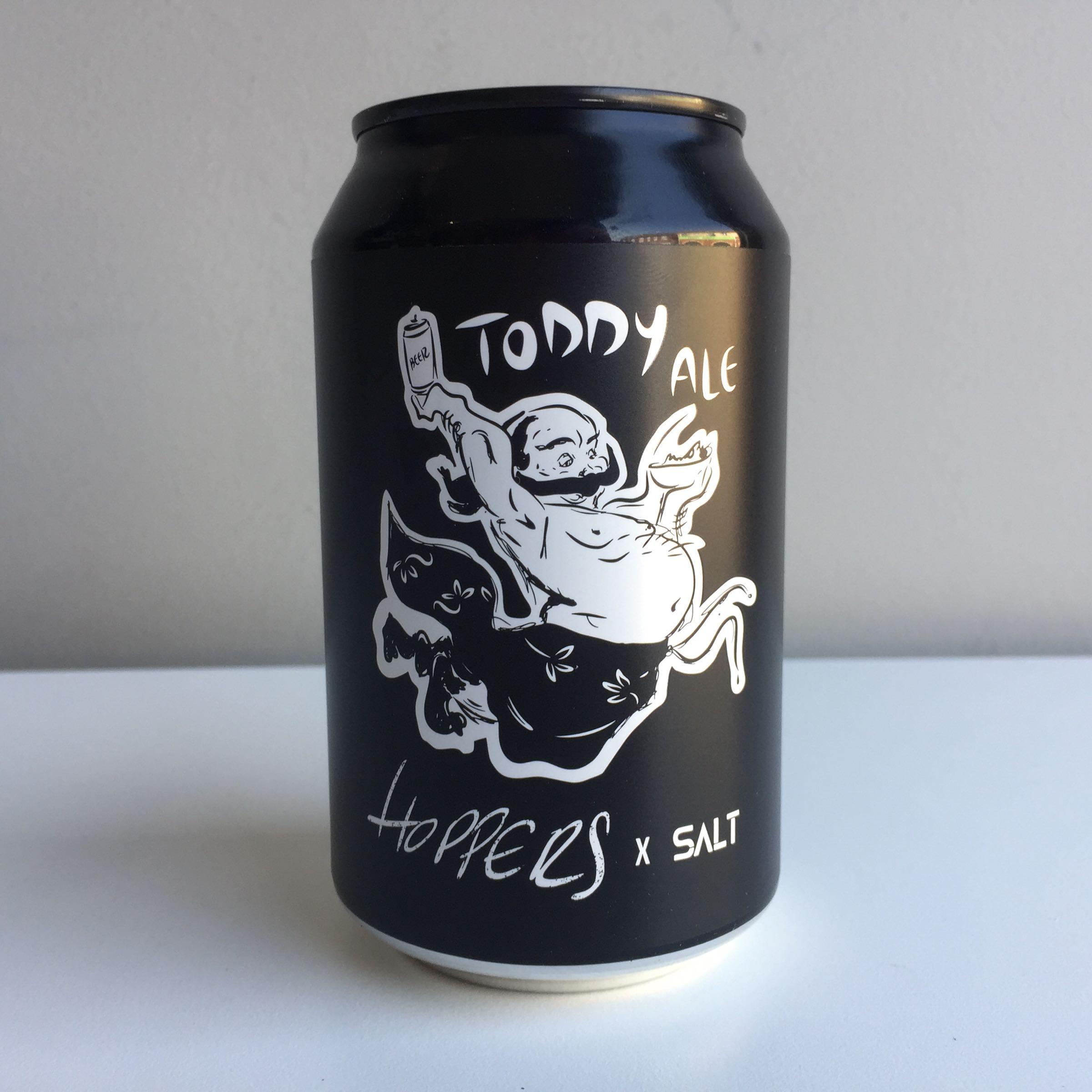 Salt 'Toddy Ale' 330ml 4.8% ABV