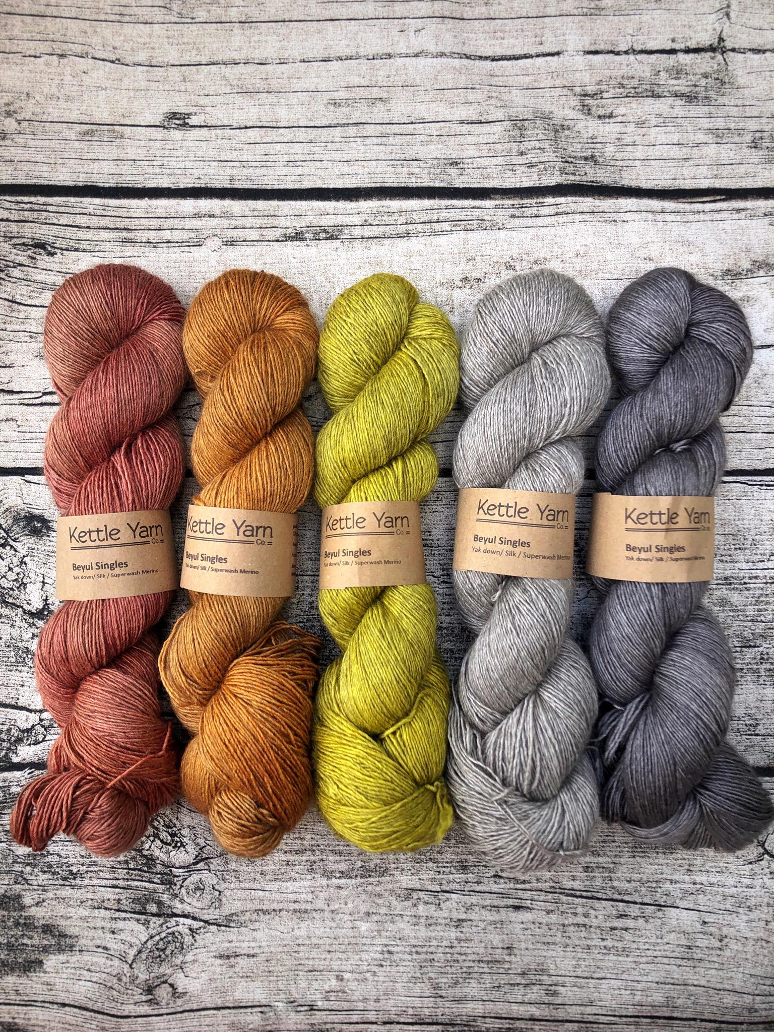 Kettle Yarn Co.