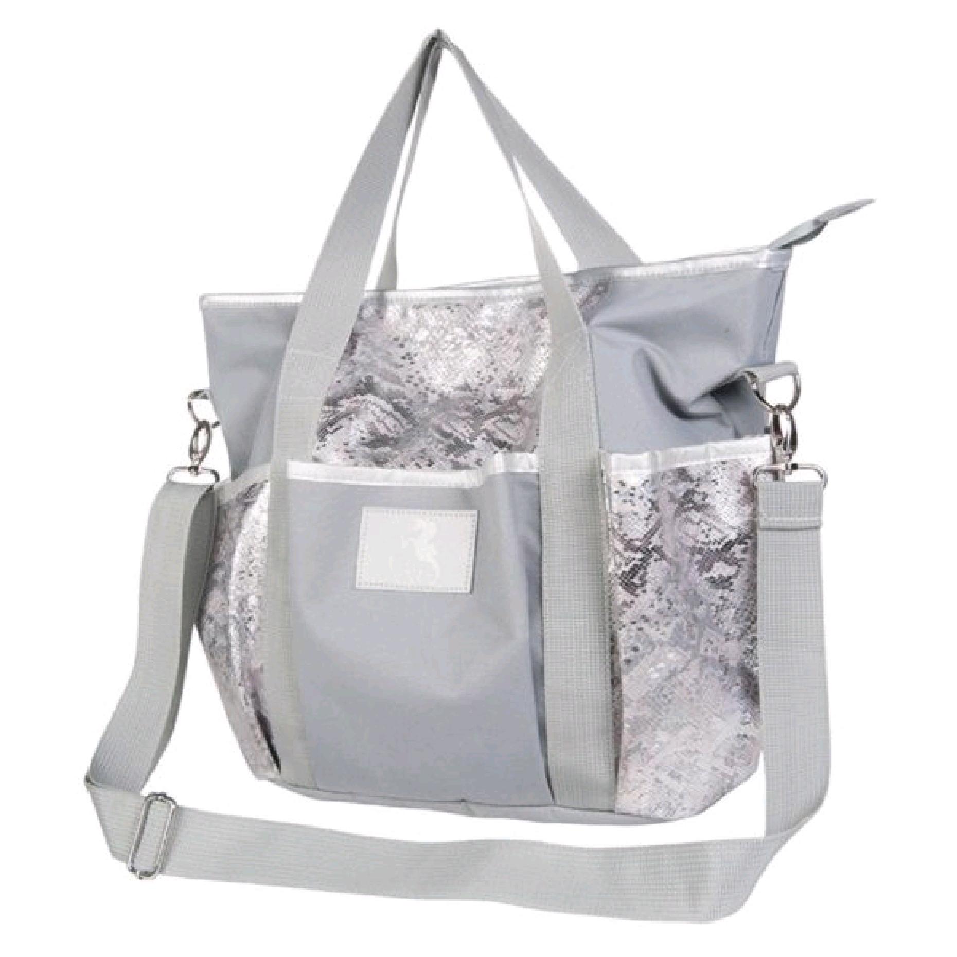 Grooming Bag Silver