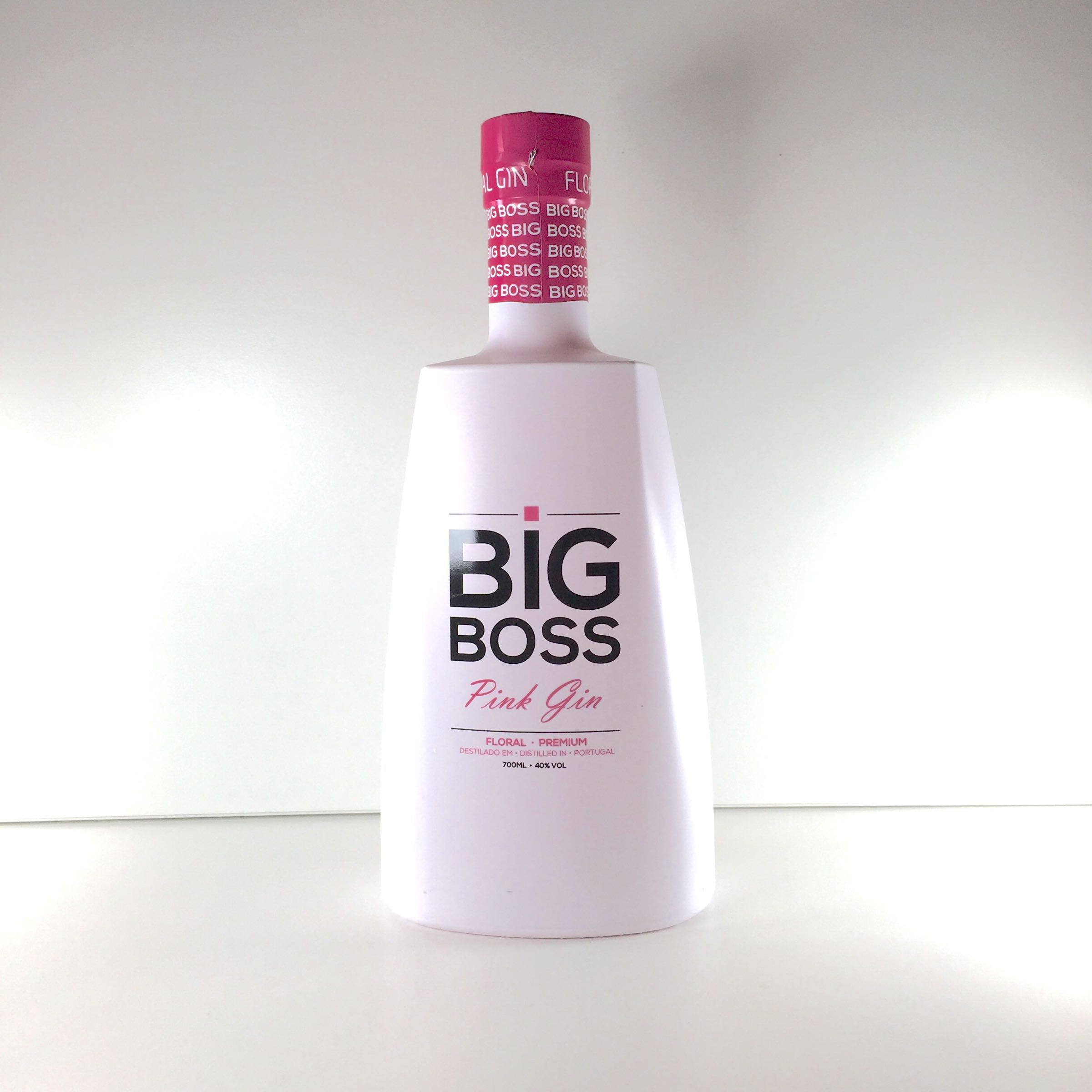 Big Boss 'Pink' GinWas £40 - Now £38