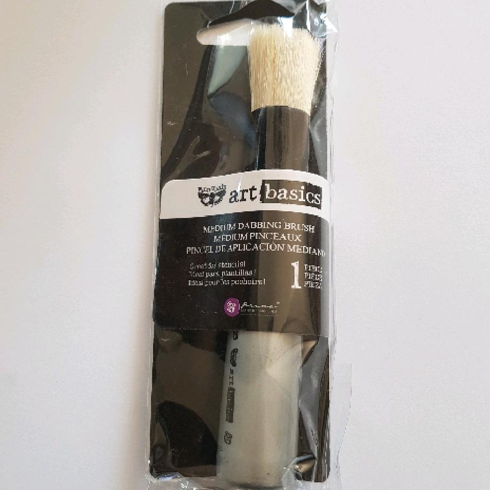 Finnabair Art Basics Medium Dabbing Brush