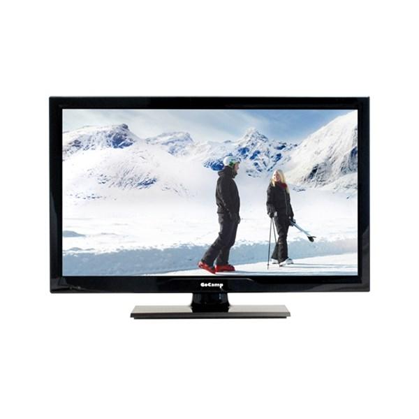 """TV """"GOCAMP"""" 22"""" LED DVD MED INBYGGD MOTTAGARE"""